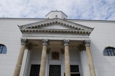 Mortuary chapel