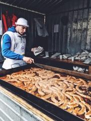 Sausage-fest (Kobasicijada), Turija