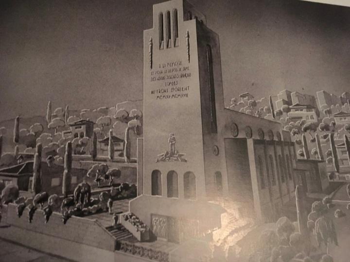Plan for Franco-Yugoslav Memorial Church.jpg